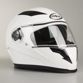 Suomy Halo Helmet White