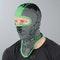 Kominiarka FXR Shredder Czarno-Zielona