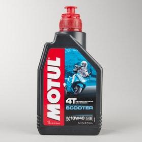 Olej Mineralny 4T Motul Scooter 10W40 MB 1L