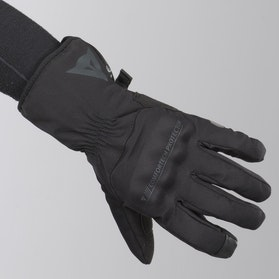Dainese Alley D-Dry Gloves Black