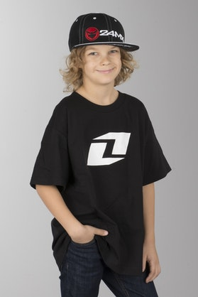 T-Shirt One Industries Icon Dziecięcy Czarno-Biały