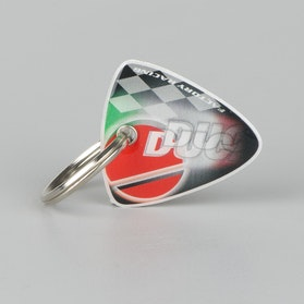 One Design Ducati Keyring