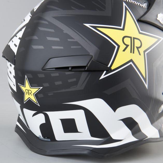 Airoh Terminator Open Vision MX Helmet Matte - Buy now, get