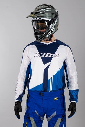 Klim Dakar Enduro Jersey Blue