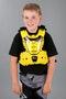 Buzer dziecięcy RXR Protect Strongflex żółty