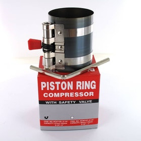 Piston Ring Compressor 57-125mm diameter height of 82.55 mm