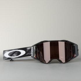 Oakley Airbrake MX Goggles Jet Black