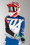 Fox 180 MX Jersey Blue MX 18