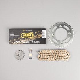 AFAM A420MX2-G Chain & Sprocket Set