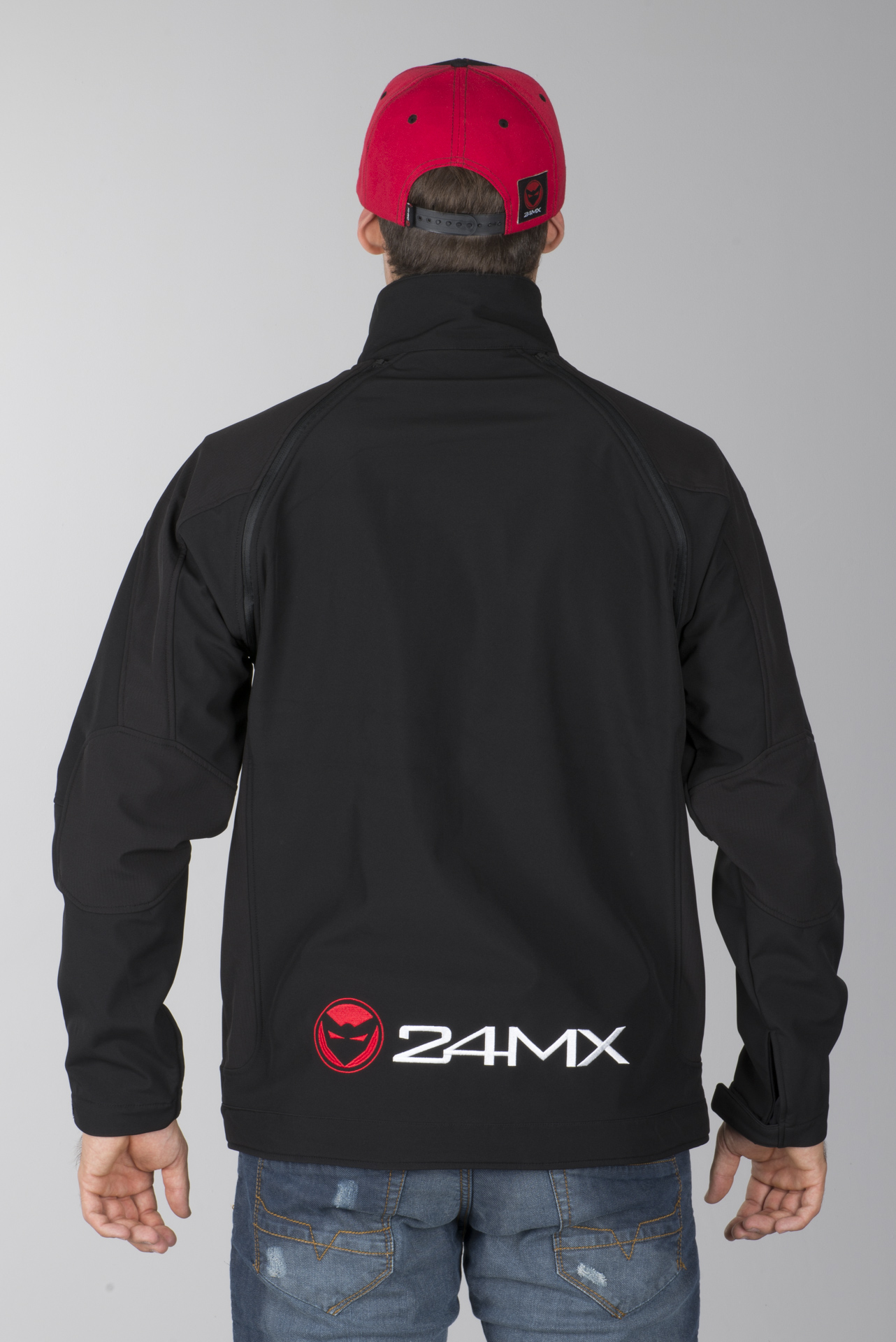 Paketti Tuulitakki 24MX + Softshell takki 24MX Team