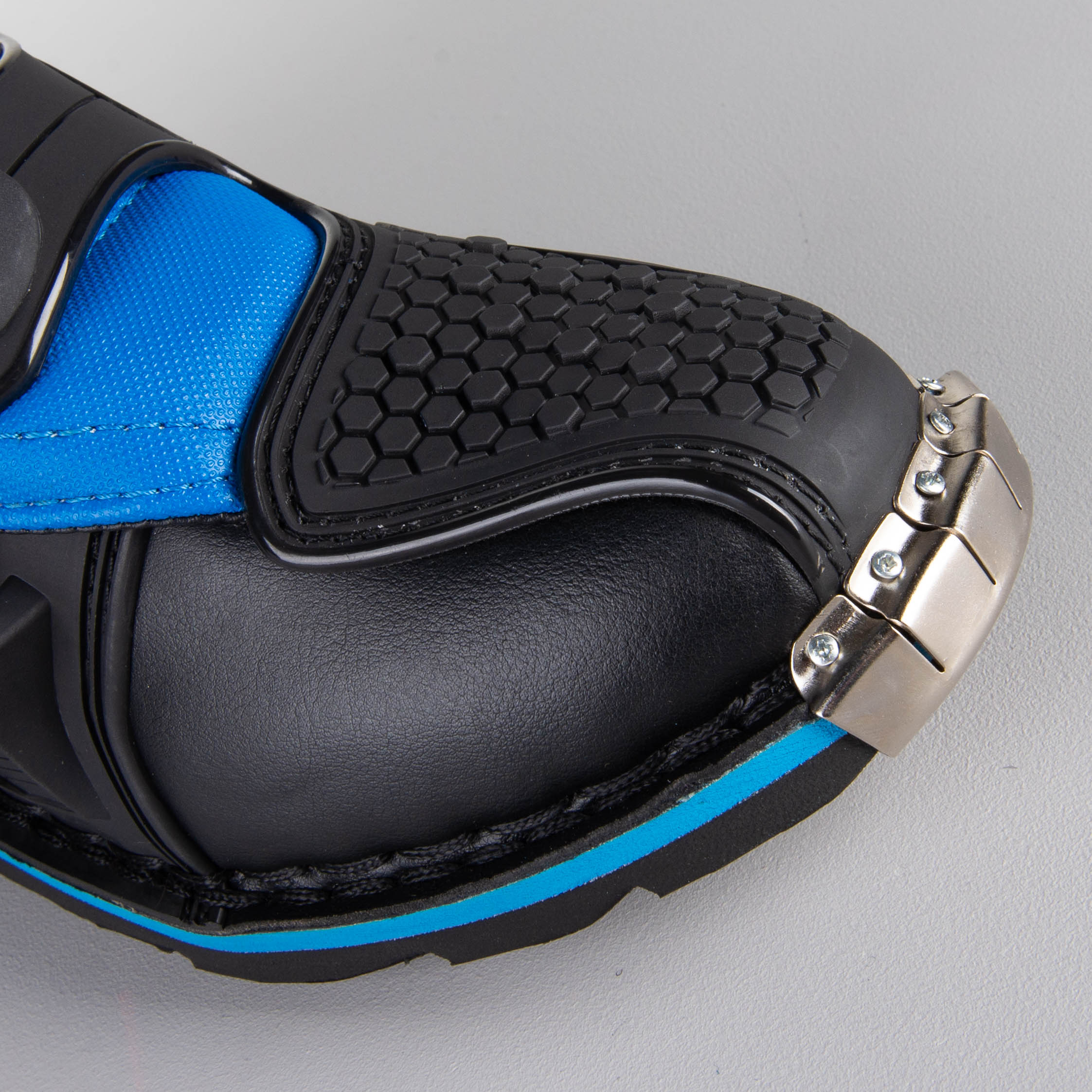 Stivali Cross Shot X10 2.0 Nero Blu Adesso 2% di risparmio