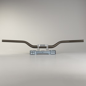 Kierownica LSL Cross Antracit 28mm