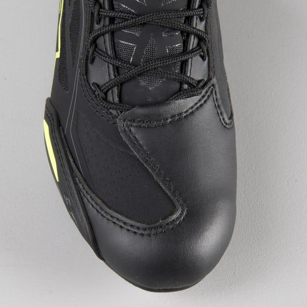 Alpinestars Faster-3 Drystar MC Shoes Black-Grey-Gul Yellow