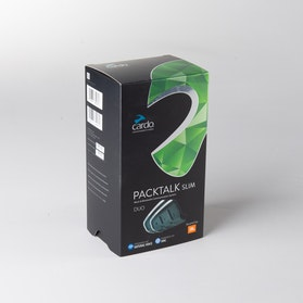 Cardo Packtalk Slim Duo / JBL Intercom