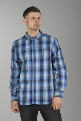 Klim Fireside Shirt - Blue