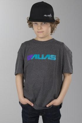 Koszulka Alias Block Szary Dziecko