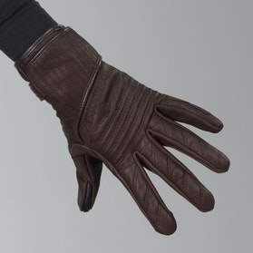 Rękawice Revit Antibes, damskie, ciemno brązowe
