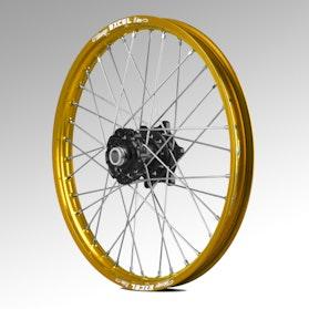 Talon Front Wheel Black-Gold