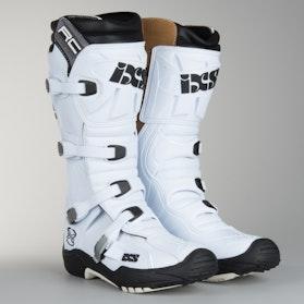 IXS XP-RC EVO Motocross Boot White