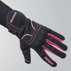 Rękawice Damskie Cross Booster Flex Czarno-Różowe