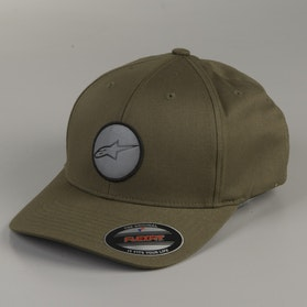 Alpinestars GTO Hat - Military Green