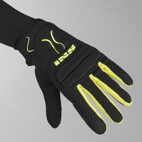 IXS City Samur Evo Women's Gloves Black-Yellow