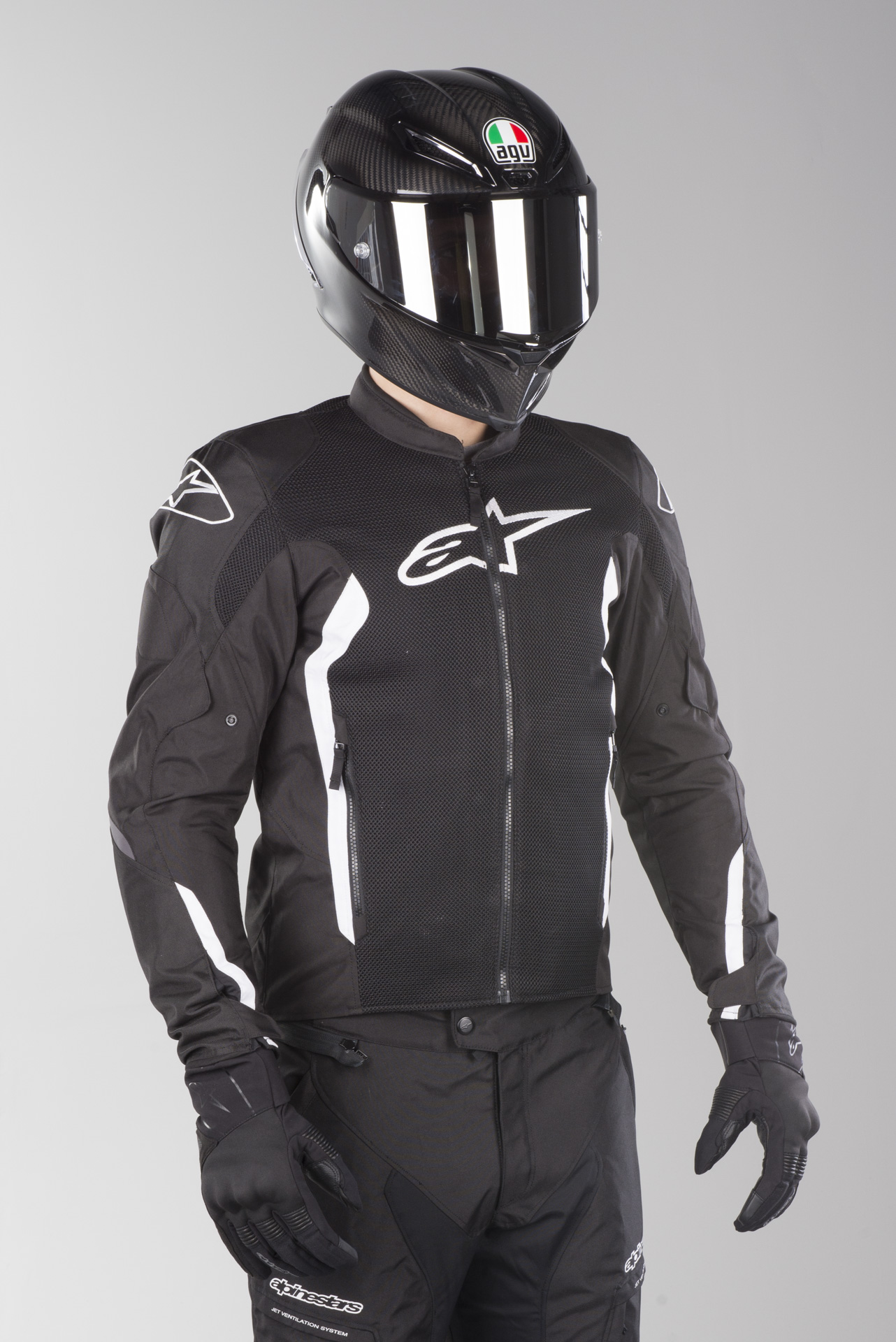 Alpinestars Viper V2 Air Textile Jacket