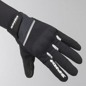 Rękawice Spidi Flash CE Czarno-Białe