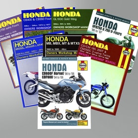 Haynes Honda Repair Manual