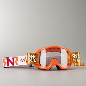 Crossové Brýle Rip 'n' Roll Colossus XL Oranžová