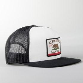Alpinestars Cali Trucker Cap White