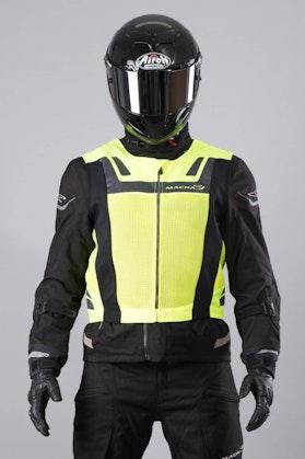 Bunda Macna Vision4All Vest Žlutá