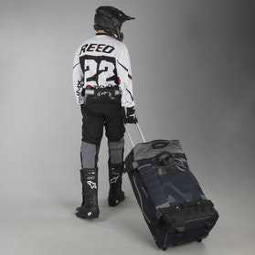 Acerbis Borsa X-Trip Gear Bag 105 Litre Black-Grey
