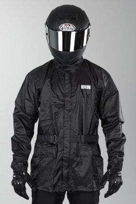 IXS Nimes 2 Rain Jacket Black