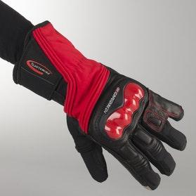 Rękawice Garibaldi Active Pro P.K.V. Czarno-Czerwone