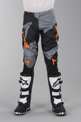 Alias A2 Bars Youth Motocross Pants Black-Gray