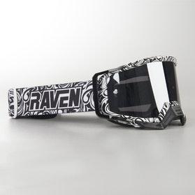 Motokrosové Brýle Raven Sniper Ink 2 Kouřové