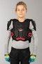 Leatt 4.5 Pro Junior Kid's Protection Jacket Black-Red