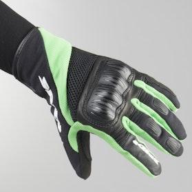 Rękawice Spidi Ranger Czarno-Zielone
