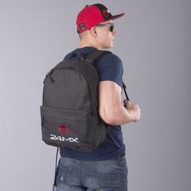 Plecak 24MX Essential - Czarny