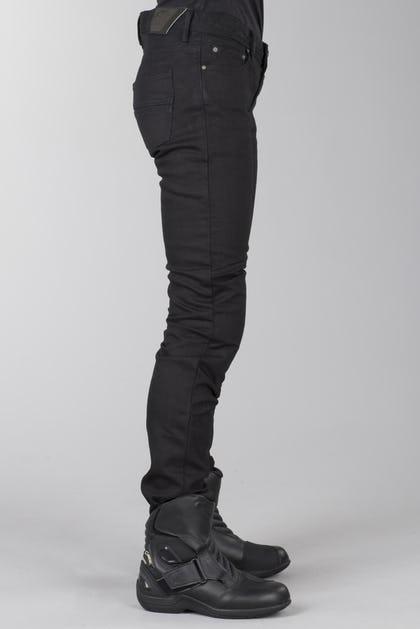 Jeans Alpinestars Daisy Damskie Czarne