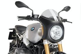 Owiewka Puig Semi-Fairing Retro BMW R nine T Dymiona