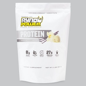 Ryno Vanilla 907gr Power Protein Powder