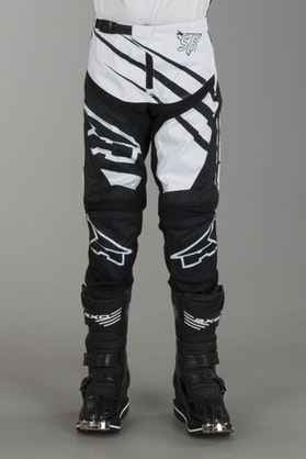 AXO SR Youth MX Trousers Black & White