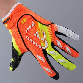 Acerbis MX-X1 Gloves Orange-Yellow