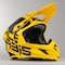 Acerbis X-Pro VRT MX Helmet Black-Yellow