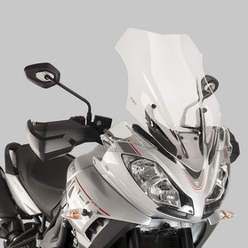 Szyba Motocyklowa Puig Touring Triumph Przezroczysta
