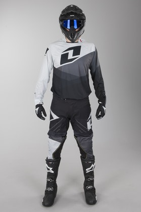 OneIndustries Vapor Shifter Motocross Kit Gray-Black
