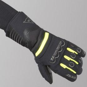 Rękawice Dainese Scout 2 Gore-Tex® Czarno-Żółte