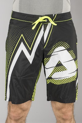 Acerbis Sp Club Shorts Black-Yellow